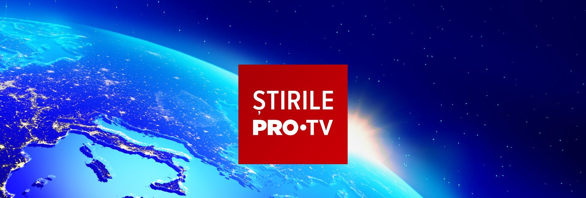 Stirile PRO TV
